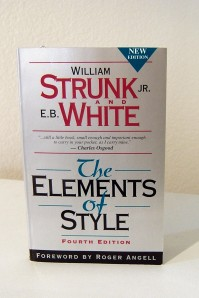 """The Elements of Style"""