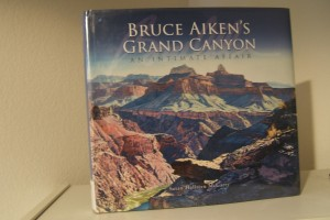 'Bruce Aiken's Grand Canyon: An Intimate Affair' records living in the Grand Canyon.