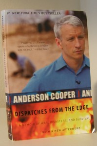 "Anderson Cooper shares ""Dispatches from the Edge."""