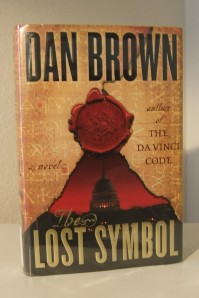 "Dan Brown writes a new action, thriller ""The Lost Symbol."""