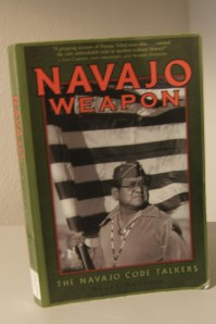 """Navajo Weapon"" documents the story of the Navajo code talkers."