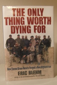 Eric Blehm writes a splendid book on the first U.S. elite soldiers to enter Afghanistan after 9/11.