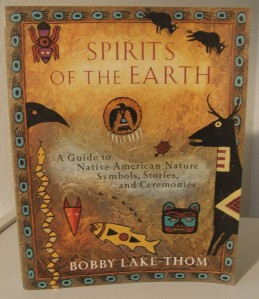 Bobby Lake-Thom records Native American history.