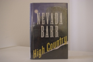 "Nevada Barr sets ""High Country"" in Yosemite National Park."