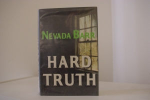 "Nevada Barr sets ""Hard Truth"" in Rocky Mountain National Park."