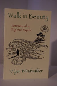 "Tiger Windwalker presents his poems in ""Walk in Beauty: Journey of a Big Sur Mystic."""