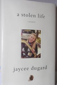 """Jaycee Dugard writes """"A Stolen Life: A Memoir."""""""