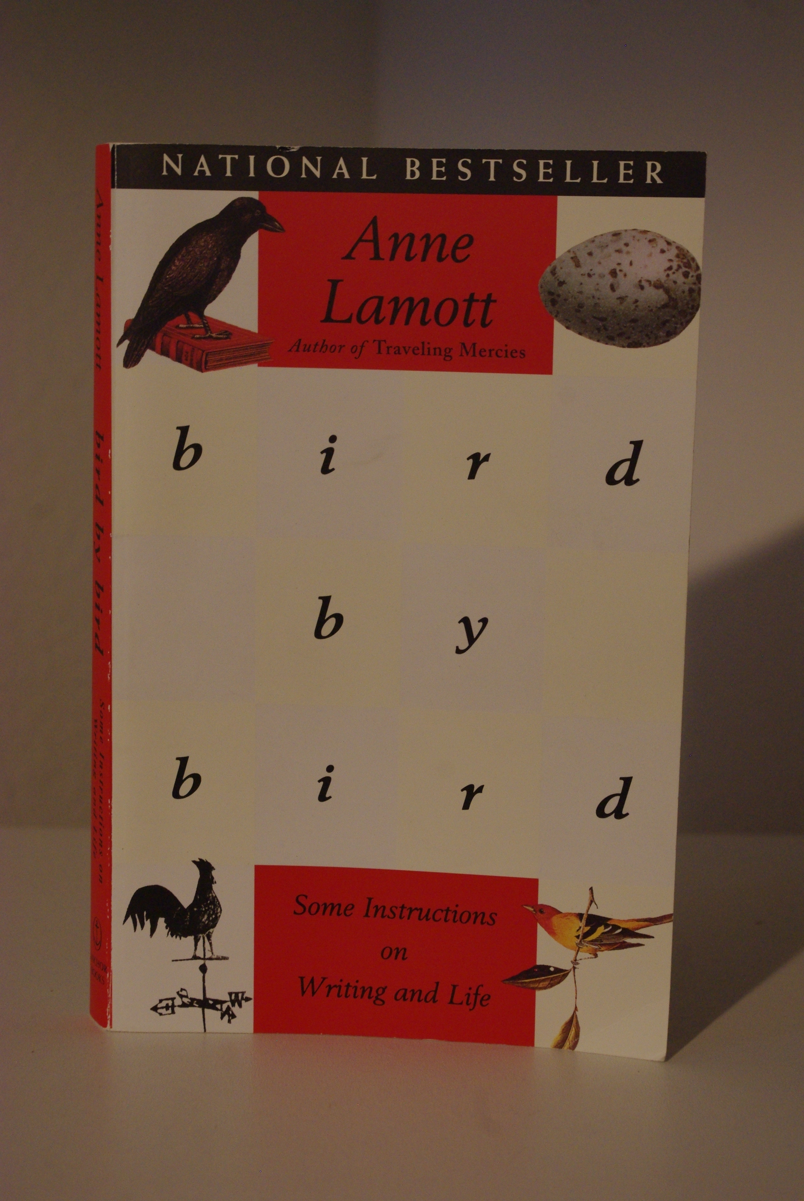 anne lamott s bird by bird summary Lamott's bird by bird: some instructions in writing and life is often thrown at new writers (for good reason), and it was of great help to me when i was.