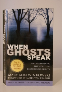 "Paranormal investigator and author Mary Ann Winkowski shares her insights in her book,""When Ghosts Speak."""