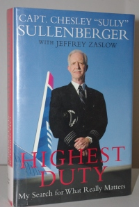 """Highest Duty"" recounts the life of Capt. Chesley Sullenberger and his miracle Flight 1549 landing on the Hudson River."