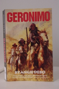 "Angie Debo writes ""Geronimo: The Man, His Time, His Place."""