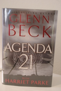 "The novel ""Agenda 21"" presents a scary scenario of the United Nations plan by the same name."