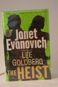 "Janet Evanovich and Lee Goldberg spin an adventurous tale in ""The Heist."""
